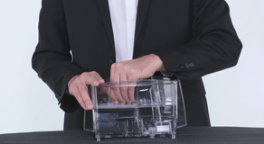 Laurastar Système - Comment remplacer le filtre anticalcaire ?